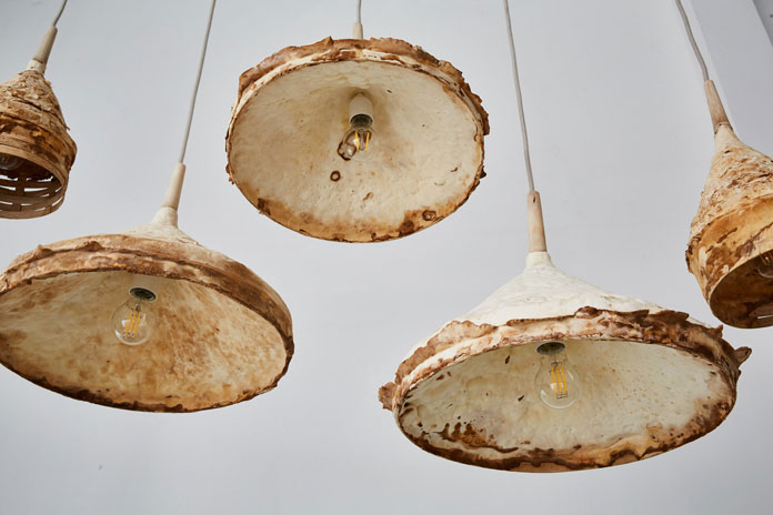 1-Weathered-interior-design-created-by-Sebastian-Cox-and-Ninela-Ivanova-using-mushroom-mycelium